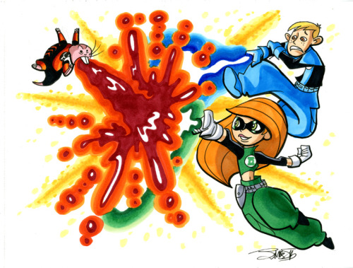silvaniart:  NYCC- Like, In Brightest Day…  Me gusta!  I've actually thrown around the idea of doing a KP green lantern.  I've just figured no one would get it.  They'd just think I was a red headed OC lantern
