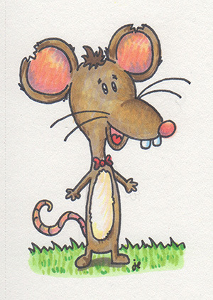 brown mouse 10.9.12