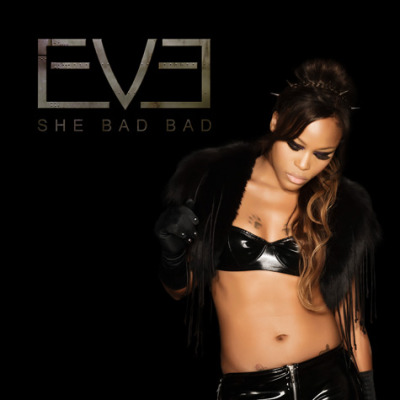 "Eve releases new music! @WATMOnline: TEN years after giving us ""Gangsta Lovin'"" and ""Satisfaction"" on 'Eve-Olution', @TheRealEve returns with 'She Bad Bad' http://t.co/LrI0XANH —"