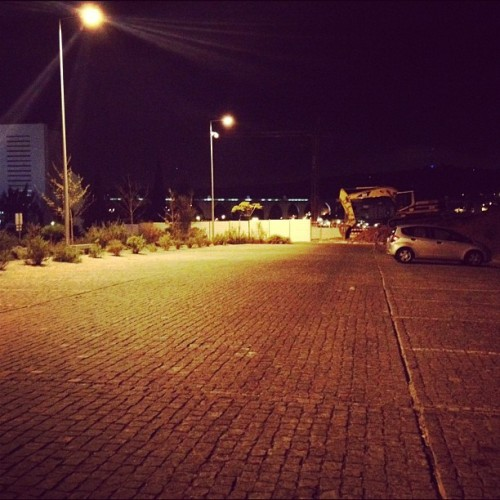 Mu forever alone car xD (Taken with Instagram)