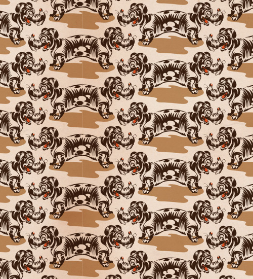 DOUBLE DOG pattern by JTO
