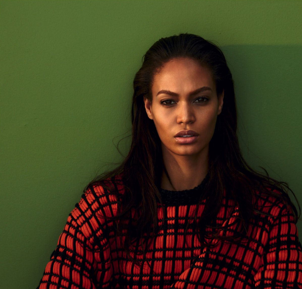 """Health, Wealth, Happiness"": Joan Smalls by Sean + Seng for 032c Fall/Winter 12.13"