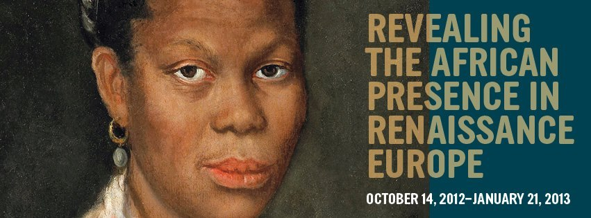 "mochafleur:  melifluus:  Revealing the African Presence in Renaissance Europe invites visitors to explore the roles of Africans and their descendants in Renaissance Europe as revealed in compelling paintings, drawings, sculpture and printed books of the period. Vivid portraits from life both encourage face-to-face encounters with the individuals themselves and pose questions about the challenges of color, class, and stereotypes that this new diversity brought to Europe. Despite the importance of the questions posed for audiences today, this is the first time they have been addressed in a major exhibition. Organized by the Walters, the exhibition opens in Baltimore on October 14 and at the Princeton University Art Museum in February 2013. It will feature about 75 works of art drawn from the Walters, major museums in the U.S. and Europe, and private collections. October 13, 2012 - January 21, 2013 at the Walters Museum, located @ 600 N. Charles Street, Baltimore, MD 21201. I'm posting this in the Lancelot/Once Upon a Time tag because, though i don't follow Once Upon a Time, I keep seeing people on my dash upset that Lancelot is black because ""there were no black people in Europe at the time"". this exhibition proves that wrong beyond a shadow of a doubt.  important"