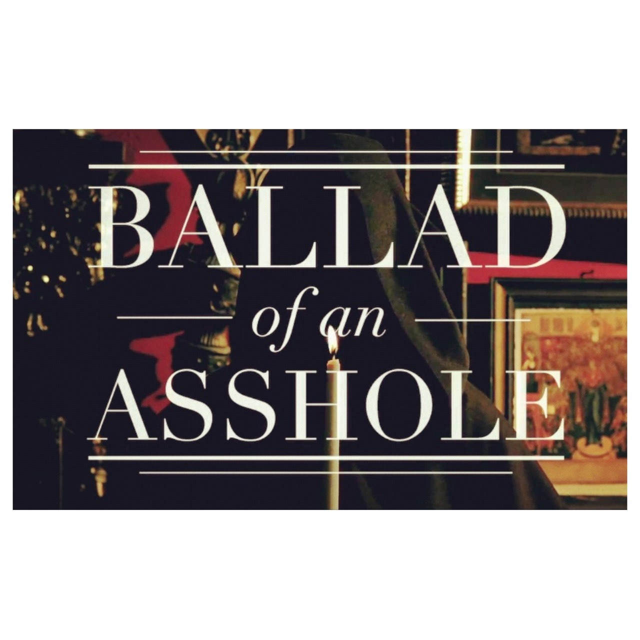 "The video for D-WHY's ""Ballad Of An Asshole"" (Prod. by Hit-Boy) will be released this Thursday, Oct. 11th, at 3pm EST / 12pm PST. Directed by D-WHY & Jakob Owens. Shot & Edited by Jakob Owens. —- Listen & Download D-WHY's debut free album at DontFlatterYourself.com"