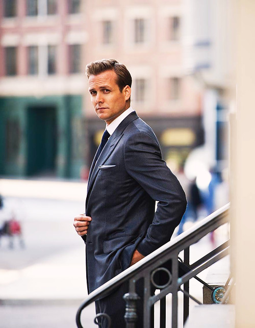 Gabriel Macht photographed by Scott McDermott