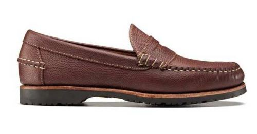 Allen Edmonds Duke: Made with Horween football leather. For those of you who don't know Horween makes the leather used in all NFL footballs. on sale for $166