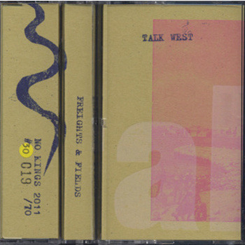 "Freights & Fields | Talk West <a href=""http://talkwest.bandcamp.com/album/freights-fields-2"" data-mce-href=""http://talkwest.bandcamp.com/album/freights-fields-2"">Freights & Fields by Talk West</a>"