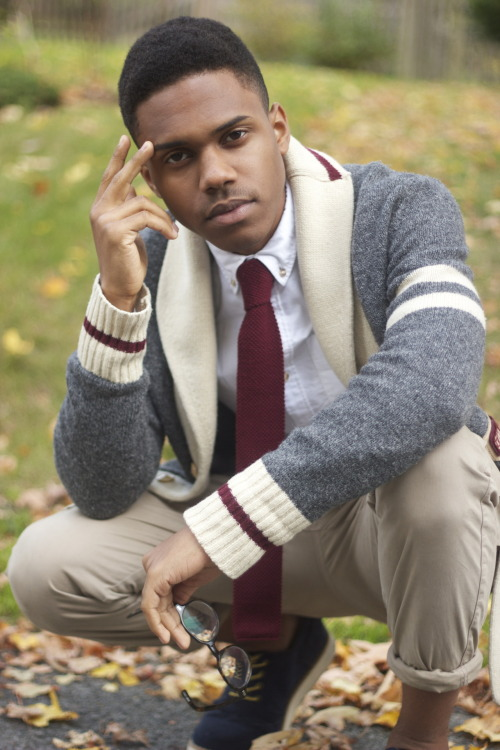 The Shawl Collar Cardigan