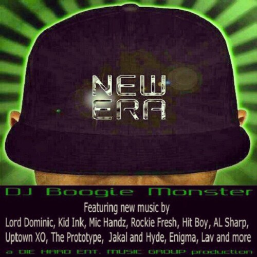 "Check me out on that New Dj Boogie Monster Mix-Tape ""New Era"" on DatPiff.com. #djboogiemonster #lorddominic #kidink #michandz #rockiefresh #hitboy #alsharp #uptownxo #theprototype #jakalandhyde #enigma #lav #NewMusic #crazy #NewAge #mixtape #datpiff  (Taken with Instagram)"