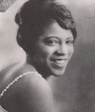 Katherine Yarbrough, 1920's black vaudevillian actress.