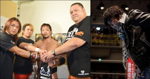 "[ZERO1 News] Pro Wrestling ZERO1 has finally announced the full card for their upcoming show on October 16 at the Korakuen Hall.Due to Akebono being unable to compete at this time and his faction of ZERO64 left without a leader at this time, Atsushi Onita announced that he will take over the team and its members until Akebono can return. Onita will team with Sugawara & Mineo Fujita to take on the ZERO1 team of Shinjiro Otani, KAMIKAZE & Yoshikazu Yokoyama.Also Hidaka will get the singles match that he has been asking for as he will face off against Tatsuhito Takaiwa one on one on the show.Pro Wrestling ZERO1 ""ZERO1☆WORLD"", 10/16/2012 [Tue] 18:30 @ Korakuen Hall in TokyoNewly Announced:(-) Paul Tracey & Phil Boyd vs. Daichi Hashimoto & Tim Edison(-) Shito Ueda & Maybach-β vs. Ryoji Sai & Zeus [Osaka](-) Ikuto Hidaka vs. Tatsuhito Takaiwa(-) ""GEDO64"" Atsushi Onita, Takuya Sugawara & Mineo Fujita vs. Shinjiro Otani, KAMIKAZE & Yoshikazu YokoyamaPreviously Announced: (-) ZERO1 vs. NOAH Tag Match: Masato Tanaka & Kohei Sato vs. Takeshi Morishima & Takashi Sugiura (-) UN Heavyweight Championship Match: [Champion] Yusaku Obata vs. [Challenger] James Raideen (-) International Light Tag Championship Match: [Champions] Frank David & Sean Guinness vs. [Challengers] Jason New & Craig Classic"