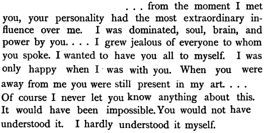 aseaofquotes:  Oscar Wilde, The Picture of Dorian Gray