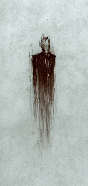killernapkins:  Slenderman