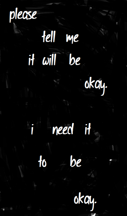 I know it will be ok.