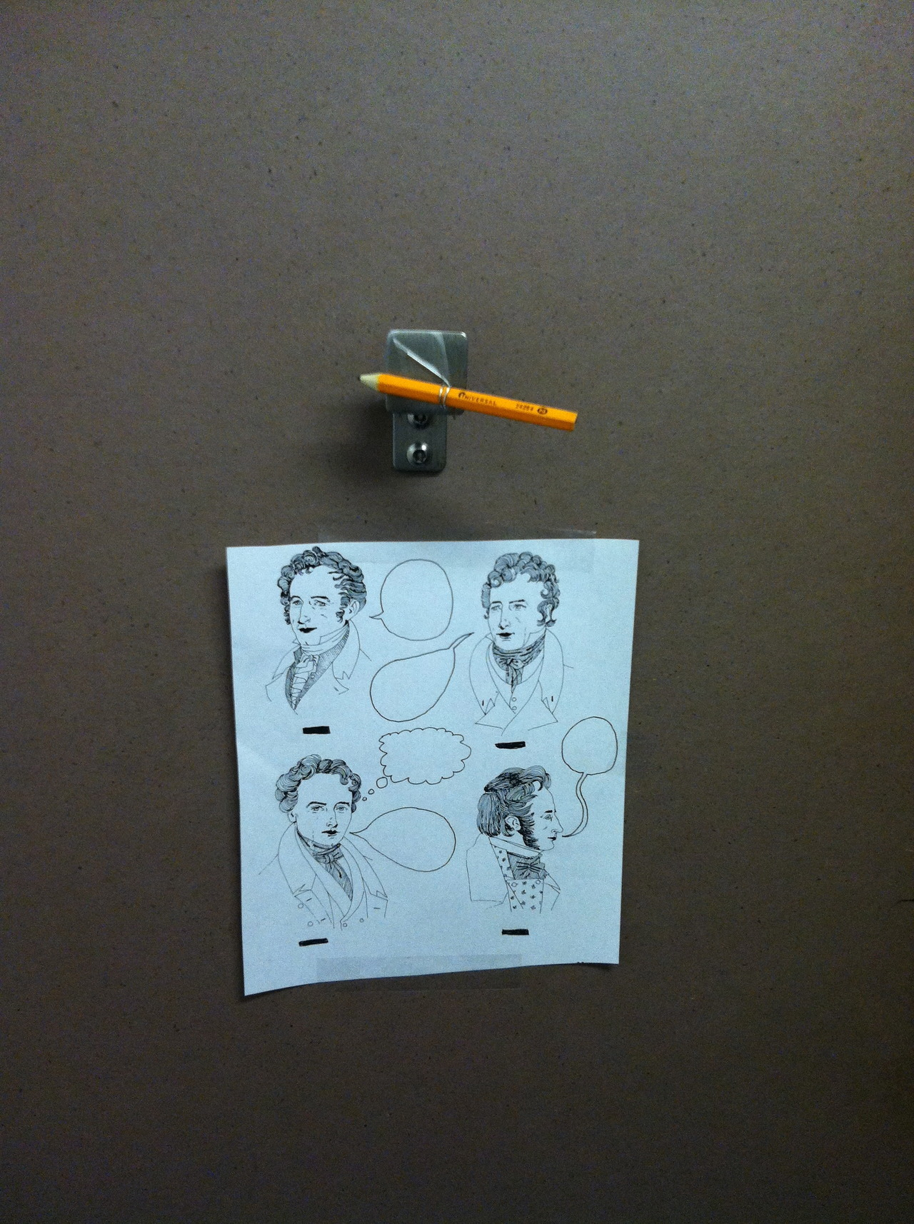 When kids at Sarah Lawrence College vandalize a bathroom stall, they get really fucking rebellious.