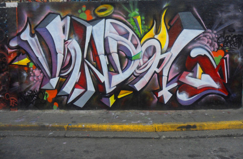 graffiti-addicts:  Vandal