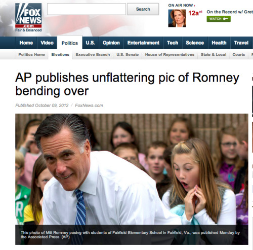 reallyfoxnews:  JOURNALISM.  I am wondering just what that girl is thinking.