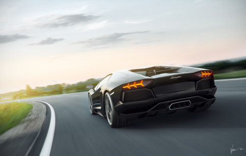 automotivated:  Lamborghini Aventador (by TroyWitte)