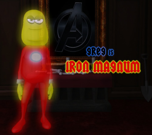 "GREG is IRON MAGNUM""Big man in a suit of armor. Take that away and you have a full frontal shot of a ghost cock."" Help us assemble the Assholes by subscribing to our YouTube channel! http://www.youtube.com/ghosthouse Like our Facebook page while your at it! https://www.facebook.com/ghosthousecartoon"