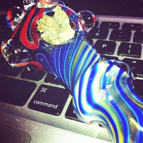 enterplanetkoda:  Wake up, Bake up. Instagram - @Planetkoda
