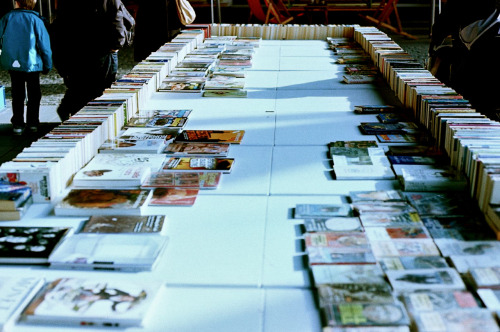 Books at Southbank (on film)