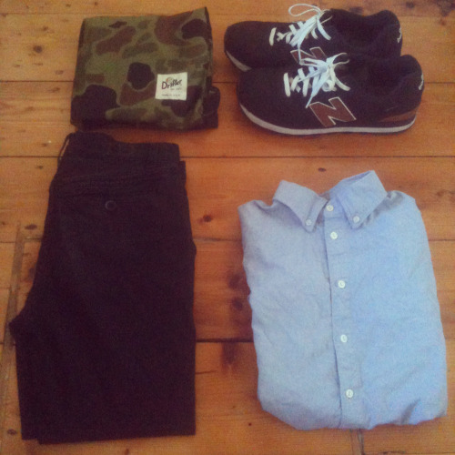y0emerald:  Outfit picks: AA, Cheap monday, Drifter, NB