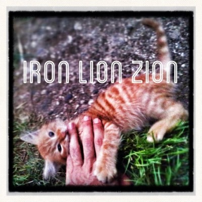 Iron like a Lion in Zion! (Taken with Instagram)