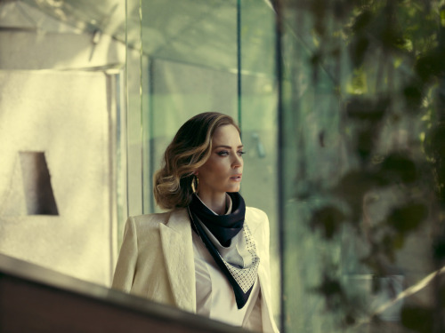 Emily Blunt by Jason Bell for Harper's BAZAAR Australia, November 2012.