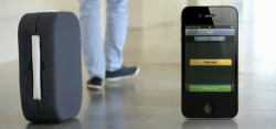 springwise:  Trackable suitcase automatically follows its owner Holidays are supposed to be relaxing, but with all of the organization involved they can quickly become more hassle than they're worth. We've already seen Ogomo save stressed travelers from worrying about the little things by delivering travel-size toiletries to the hotel, and now the Bluetooth-enabled hop! robotic suitcase from Ideactionary could make lost luggage a thing of the past. READ MORE…