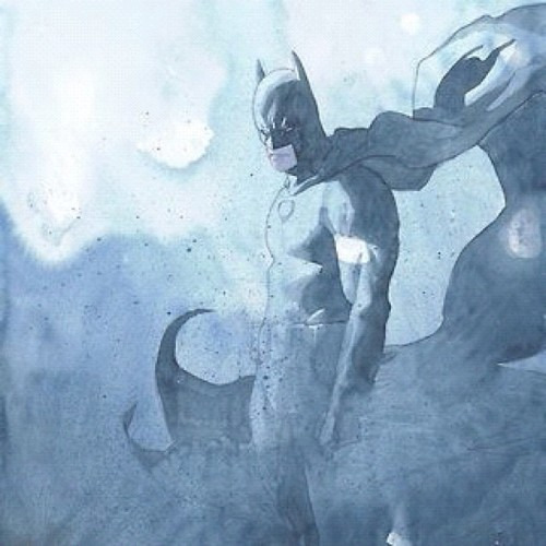 #batman #thedarkknight #capedcrusader #dc #comics  (Taken with Instagram)