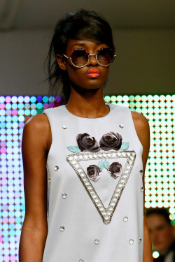 midgefingers:  holly fulton s/s 2013