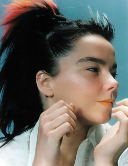 showstudio:  Bjork by Craig McDean