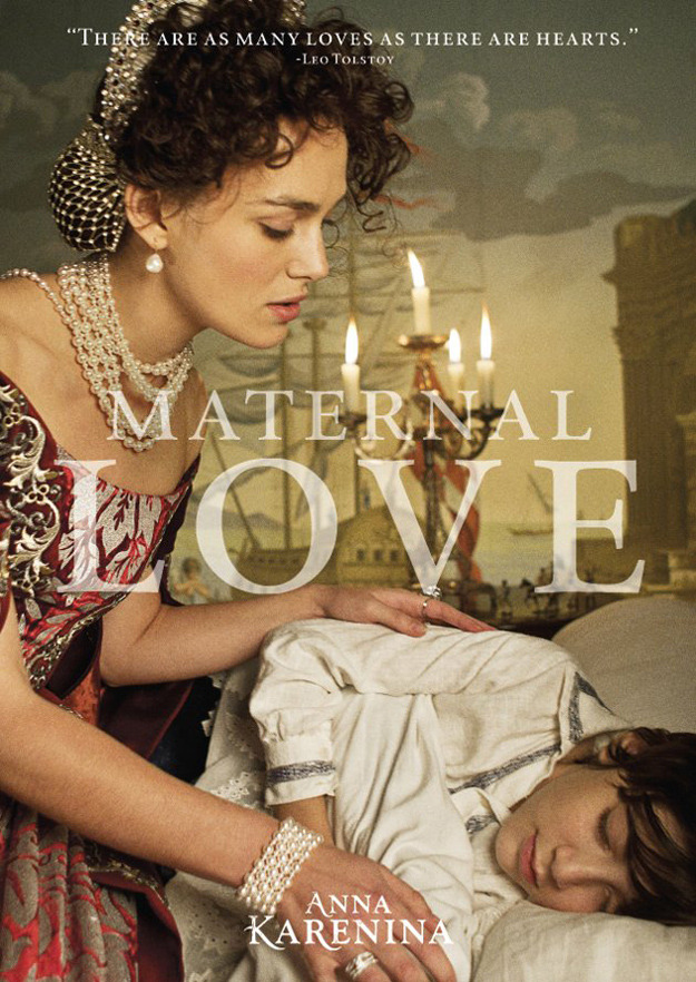 vintageanchor:  Anna Karenina Reveals Eight New Posters…Joe Wright's adaptation of Leo Tolstoy's Anna Karenina has debuted eight new posters at Yahoo! Movies and you can check them out below!Adapted for the screen by acclaimed playwright Tom Stoppard,Anna Karenina stars Keira Knightley, Jude Law, Aaron Johnson, Kelly Macdonald, Matthew Macfadyen, Domhnall Gleeson, Alicia Vikander, Emily Watson, Olivia Williams and Ruth Wilson.The story unfolds in its original late-19th-century Russia high-society setting and powerfully explores the capacity for love that surges through the human heart, from the passion between adulterers to the bond between a mother and her children. As Anna (Knightley) questions her happiness, change comes to her family, friends, and community.Anna Karenina is set for a limited release on November 16.Read more here.  PLEASE LET THIS BE GOOD. PLEASE LET THIS BE GOOD. PLEASE LET THIS BE GOOD. PLEASE LET THIS BE GOOD. PLEASE LET THIS BE GOOD. PLEASE LET THIS BE GOOD. PLEASE LET THIS BE GOOD. PLEASE LET THIS BE GOOD. PLEASE LET THIS BE GOOD. PLEASE LET THIS BE GOOD. PLEASE LET THIS BE GOOD. PLEASE LET THIS BE GOOD. THAT'S ALL I ASK.