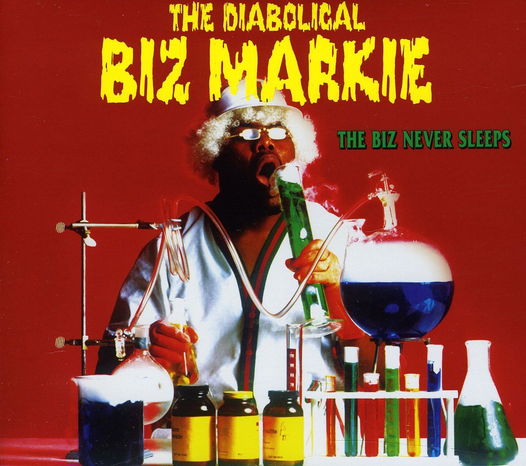 BACK IN THE DAY |10/10/89| Biz Markie released his second album, The Biz Never Sleeps, on Cold Chillin' Records.