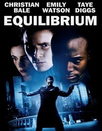I am watching Equilibrium                                      Check-in to               Equilibrium on GetGlue.com