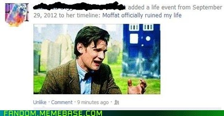 A common event all whovians have