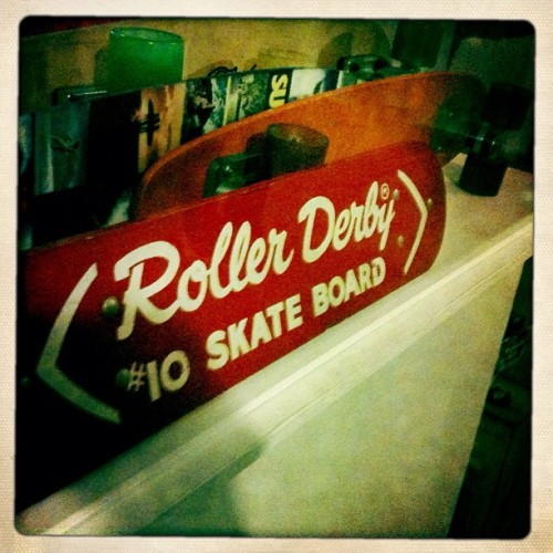 Roller Derby doesn't involve skateboards but if it did they would be this cool! Come watch live roller derby this Sunday! Get your tickets http://www.brownpapertickets.com/event/273413 and you will see  @shear_madness @ruby_whipper @tattooed_terror @goldie_lookin_pain any many more kick some serious butt!! (Taken with Instagram at Wise Campus)