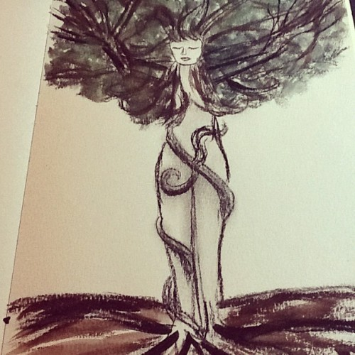 Tree spirit (Taken with Instagram)