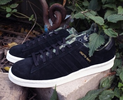BAPE x Undefeated x adidas Originals Consortium Sneaker Collection