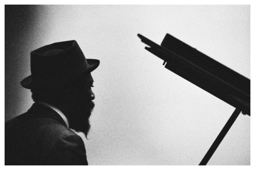 "opinears:  Today would have been Thelonious Monk's 95th birthday. ""You've got to dig it to dig it, you dig?"""