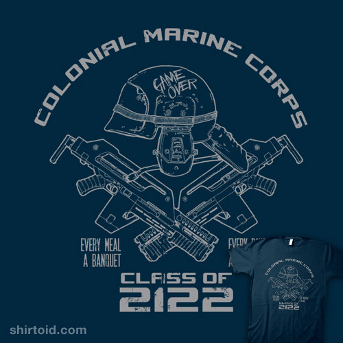 shirtoid:  Class of 2122 by Mandingo is available at Redbubble