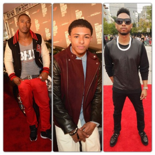 terrelle372:  #kevinmccall #diggy #miguel (Taken with Instagram)