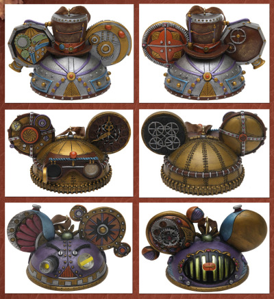 The Mechanical Kingdom Inspires New Merchandise at Disney Parks « Disney Parks Blog - more items via link