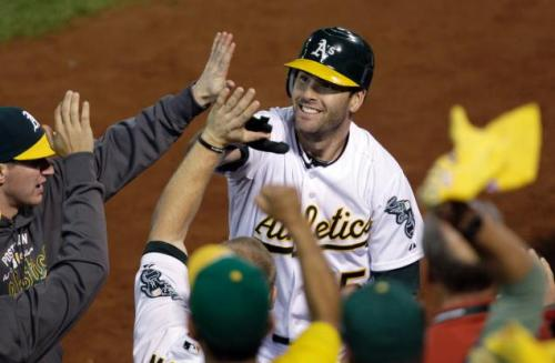 Brett Anderson-led A's shut out Tigers to stay alive