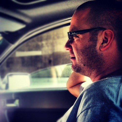 #ryan #myhusband #love #ily #myguy #myman  (Taken with Instagram at 10 fwy)
