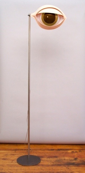 Eye Floor Lamp, 1969