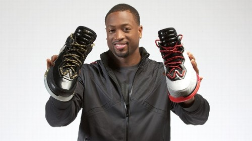 Li-Ning - Dwyane Wade Signature a closer look at the new D Wade signatures coming from Li-Ning.  some pretty cool looking uppers with the special lacing. click here for more pics Related articles Dwyane Wade Practices in New Li-Ning Signature (sneakerfiles.com)
