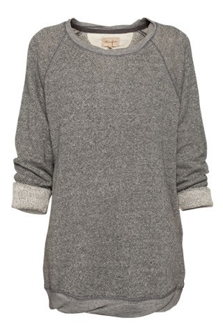 #PinterestFashionFind: Mildly craving this sweater today…& my bed. #Sick & want comfy #fashion. Source: Aritzia