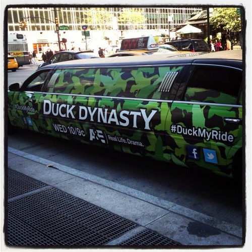 #DuckMyRide. Almost late to a meeting w @thenewyorker to get this (Taken with Instagram at Bryant Park)