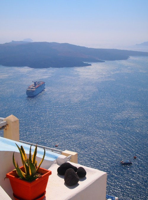 Santorini :) my photograph